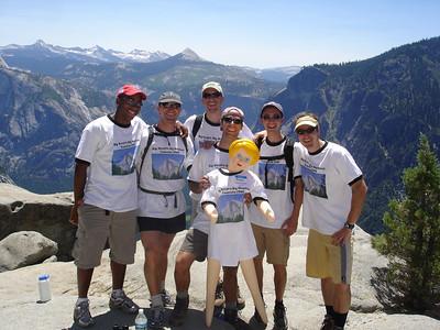 Yosemite Hike - Yosemite Creek (2006)