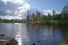 Wide angle view of Little Bear Lake near Pinetop, AZ (ND70_2005-10-14DSC_1937-LittleBearLakeSunWideVIew-nice-3 copy.jpg)