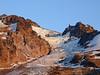 Scimitar Glacier of Glacier Peak. September 2002.
