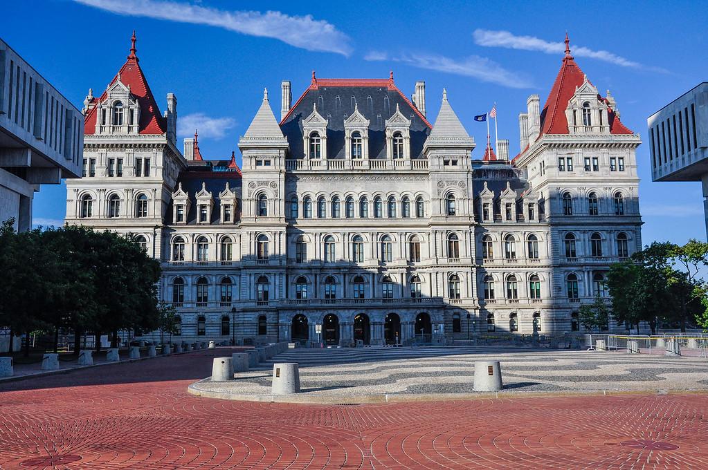NY State Capital - Albany