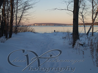 WINTER AND LANDSCAPES