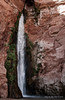 Grand Canyon 48<br /> Approx. 137 miles downstream from Lee's Ferry is Deer Creek Falls. Just a short walk from the edge of the Colorado River will take you to the base of the 100 foot falls.