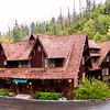 Chateau at the Oregon Caves
