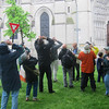 NYC Audubon Bird Walks - Peregrines at Riverside Church