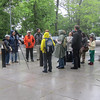 NYC Audubon Bird Walks- Peregrines at Riverside Church