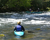 Raft on Pattons Run - Nantahala River, April 22, 2007