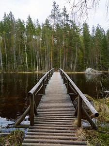Kurkijärvi bridge