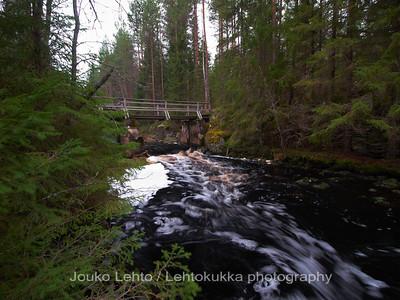 Keihäsjoki,  Pitkäkoski