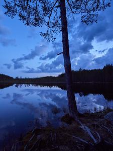 Night at Soljanen