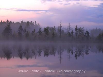 Pitkäjärvi landscapes