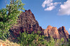 A 1992 picture from Zion Canyon National Park.