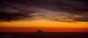 Sunset over Mt. Rainier, WA