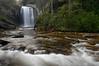Looking Glass Falls, Pisgah Ntl Forest, NC