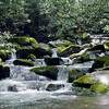 River flowing