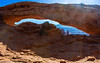 Mesa Arch, Canyonlands National Park, Island In The Sky section