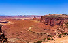 From Candlestick Tower Overlook, Canyonlands National Park, Island In The Sky section