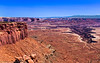 From Buck Canyon Overlook, Canyonlands National Park, Island In The Sky section