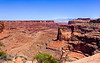 Shafer Trail Viewpopint, Canyonlands National Park, Island In The Sky section