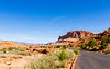 Along Scenic Drive, Mile Post 6, Capitol Reef National Park