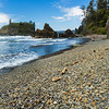 Olympic National Park, Washington, Ruby Beach