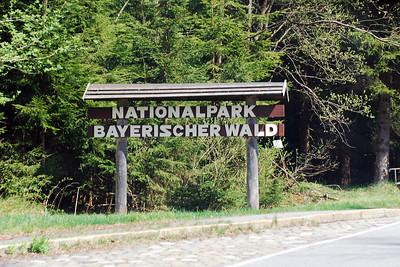 Nationalpark Bayerischer Wald - Tierfreigehege