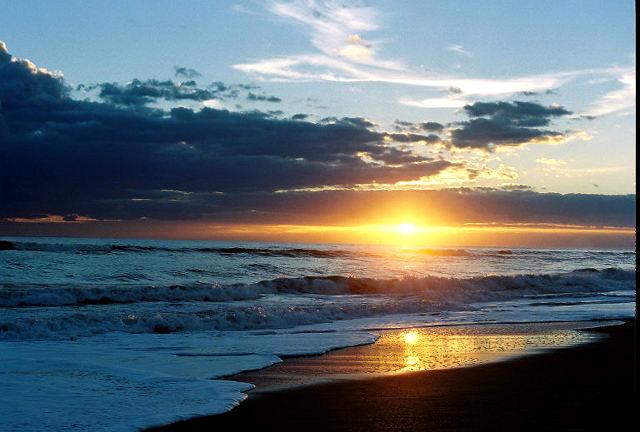 Sunrise at Playlinda