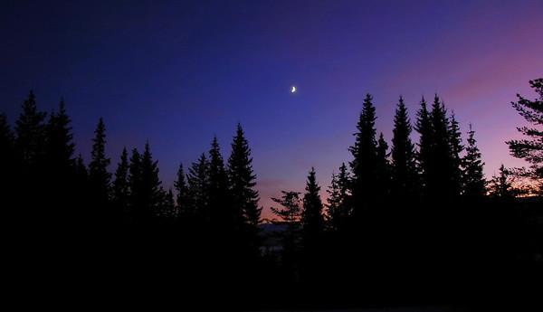 Natt i Herresåsen