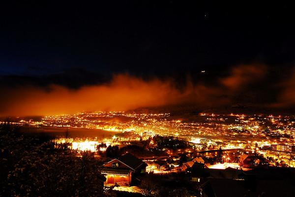 Voss by night..
