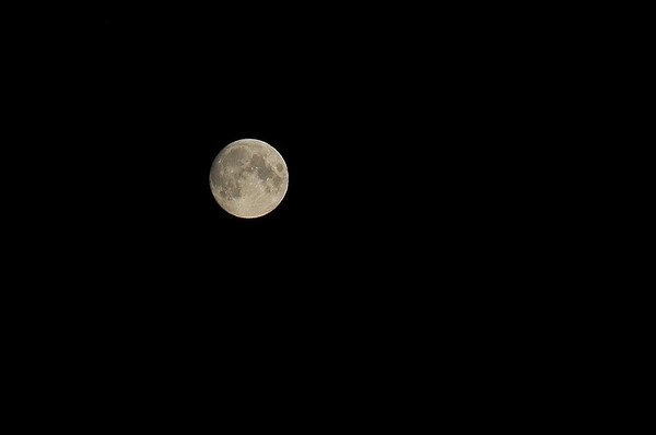 Fullmåne 25.07.2010