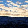 Kveldslys over Gråsida..18.11.2010