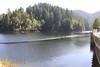 Alpine Lake and Dam