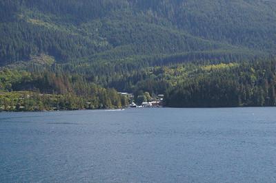 Alaska Cruise 2006 Vancouver Island Inside Passage