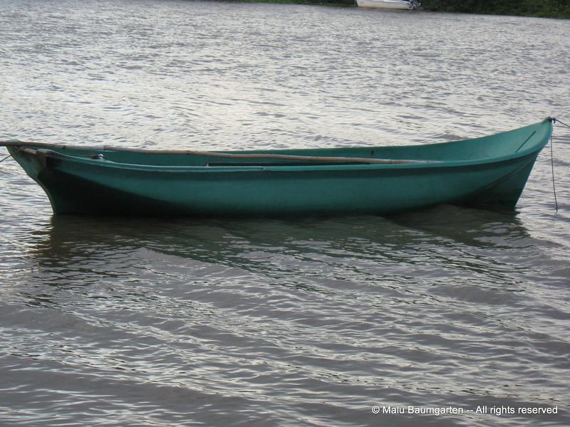 Walter's Canoe
