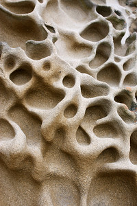 Sandstone formation, Sucia Island, Washington