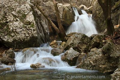 Nacimiento del río Guadalquivir