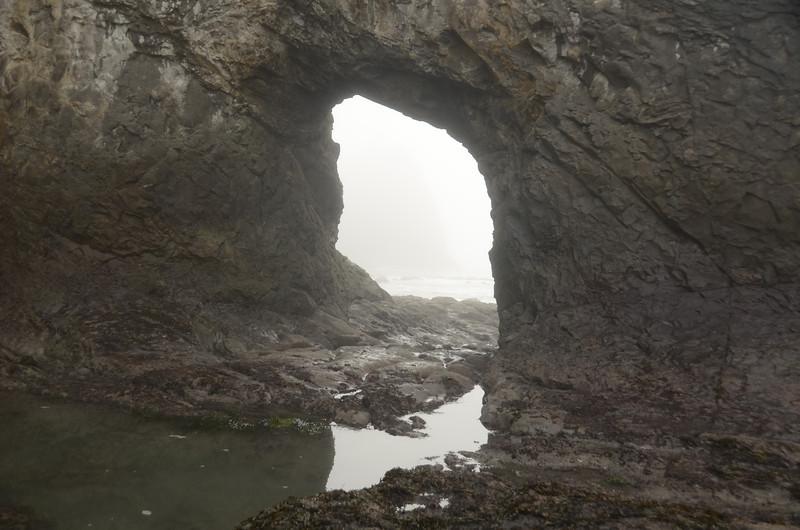 Hole in the Wall, Rialto Beach