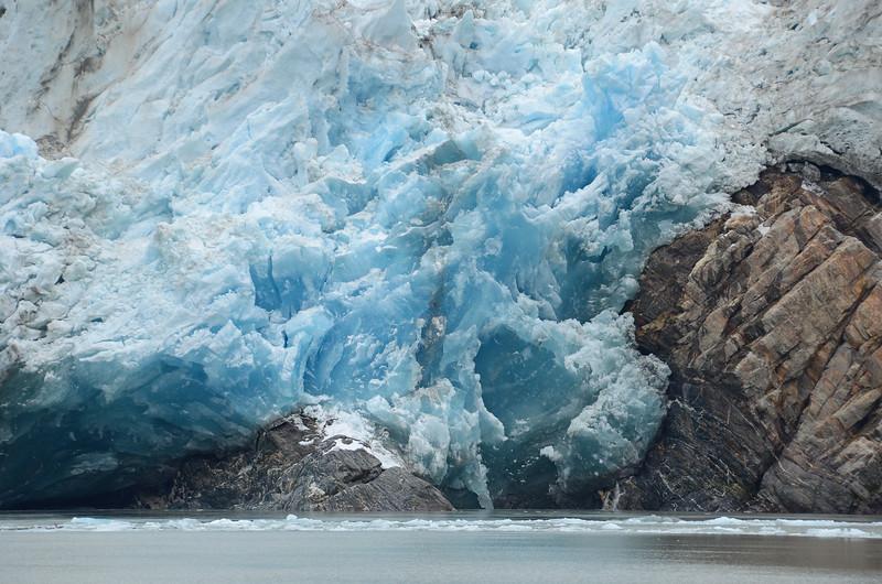 Sawyer Glacier, Tracy Arm near Juneau