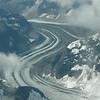 Glacier on Mt. McKinley