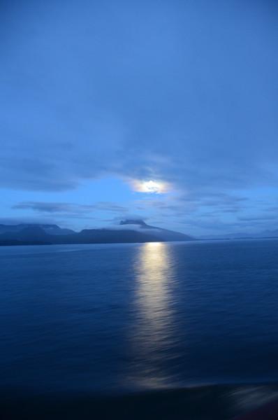 Moon Shine, Inside Passage AK