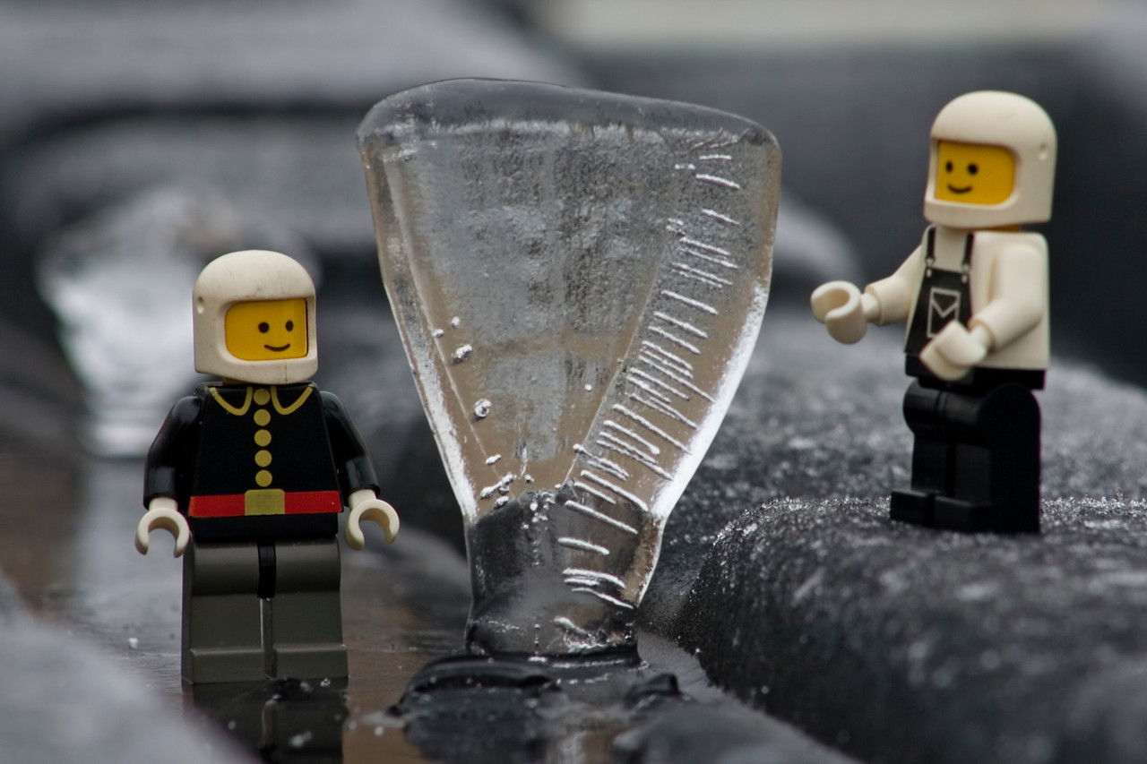 February 6 - Giant Ice Spike