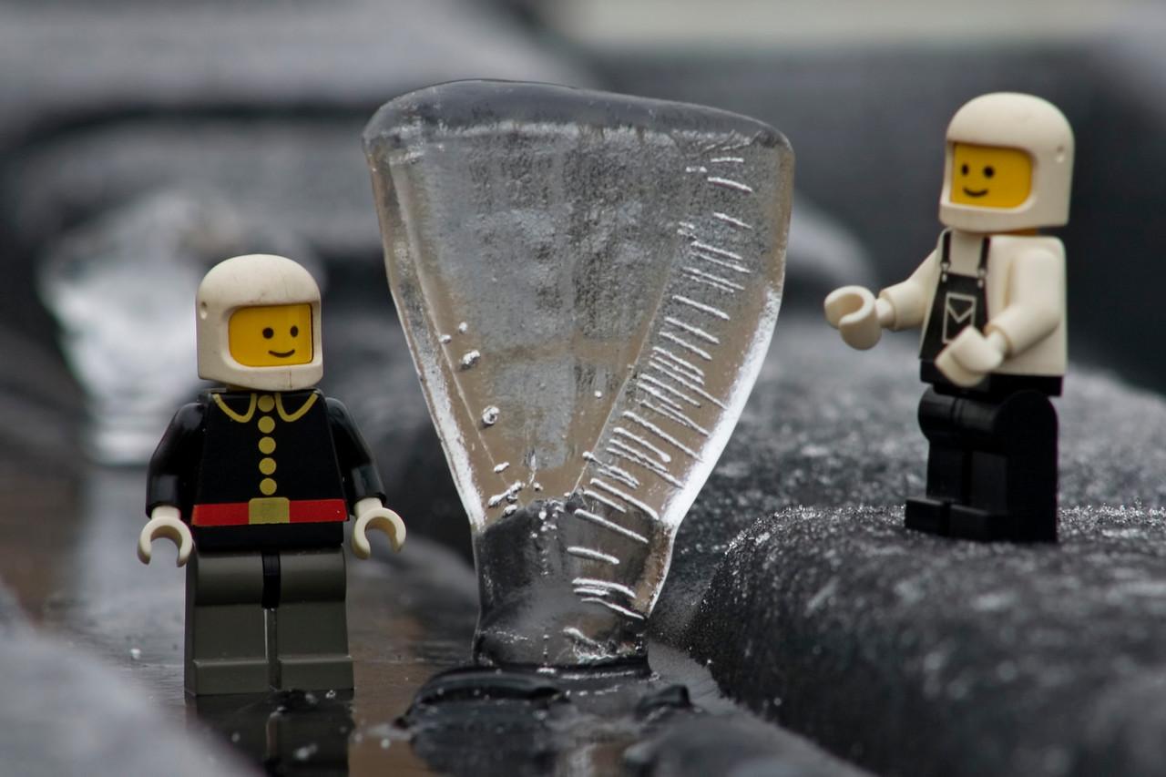 February 6 - Giant Ice Spike