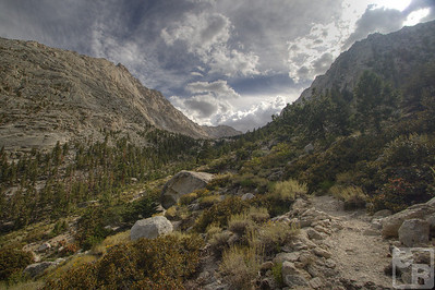 John Muir Trail - Eastern Sierras