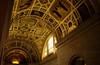 Vaulted ceiling inside School of Fine Arts, Carnegie Mellon U.