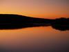 Lake Nockamixon North Side Tangerine Sunset