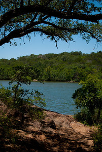 Ink's Lake in Burnet, Texas