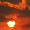 Globe/T. Rob Brown<br /> The sun sets over Joplin Thursday evening, Sept. 14, 2006.