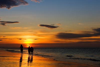 Sunrise in Hilton Head, SC