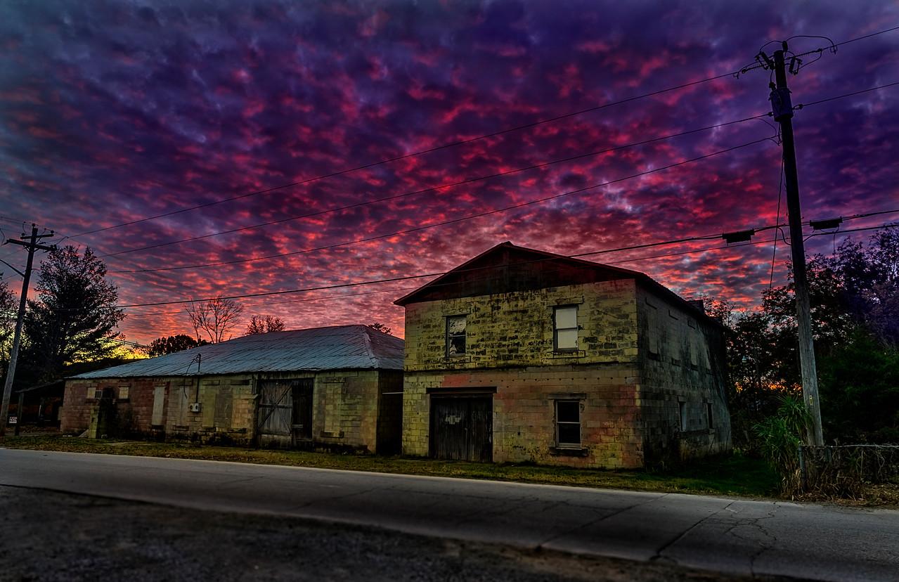 November 11 Sunset