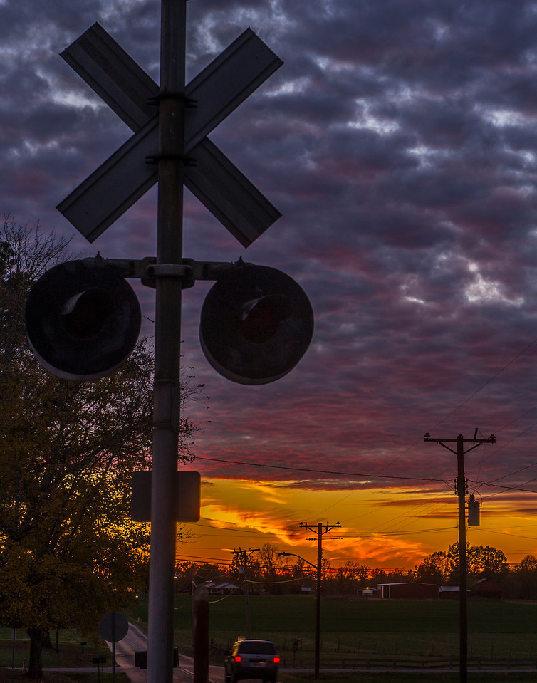 Sunset, Ethridge, Tennessee