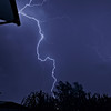 The Hit - Lightning appears to kit house - St. Catharines